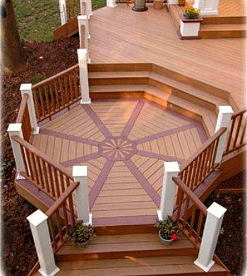 Five great deck design tips for Deck design tips