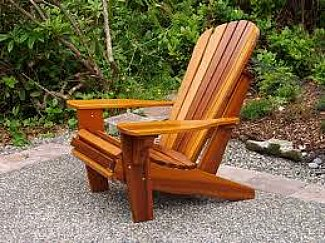 best adirondack chair plan