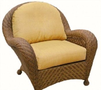 wicker chair cushions 18 x 18
