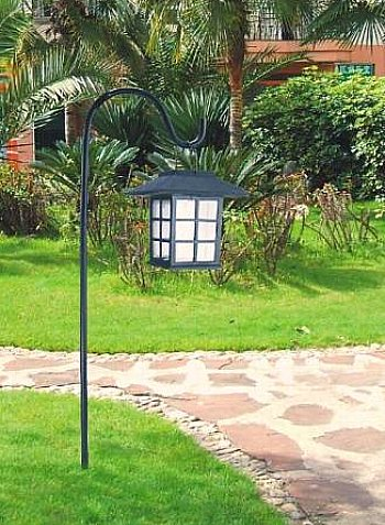 solar light hanging
