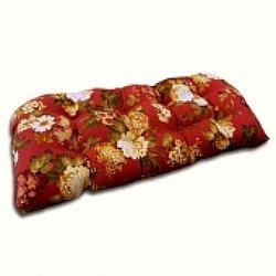 outdoor cushion loveseat