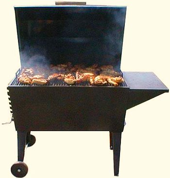 charcoal grill large