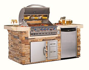 bbq island medium - Bbq Design Ideas
